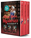 Mitzy Moon Mysteries Books 10-12: Paranormal Cozy Mystery (Mitzy Moon Mysteries Box Set Book 4)