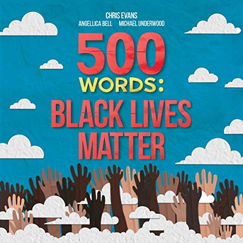 500 Words: Black Lives Matter cover art