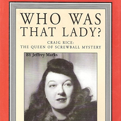Who Was That Lady? audiobook cover art