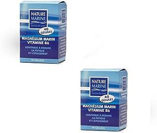 Nat&Form Magnesio Marino Vitamina B6 BUO