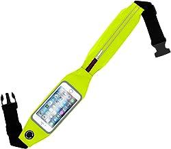 بروميت Sports الجري حزمة الخصر مع شاشة لمس ويندوز للهواتف الذكيه ،لايف بيلت -2 اخضر