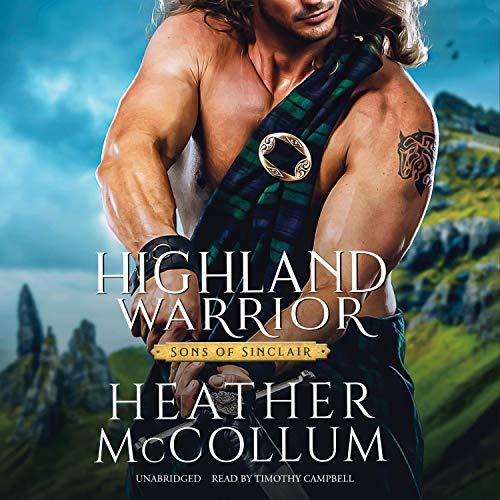 Couverture de Highland Warrior
