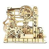 Robotime Mechanischer BAU Modell Bausatz - 3D Puzzle Gebäude - Hobby Geschenk für Jungen und...