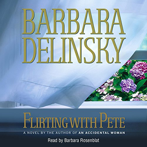 Flirting with Pete cover art