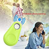 4.0 Smart Finder Bidirectionnel Anti Perdu Dispositif D'alarme GPS Intelligent Pet Child Tracing Locator Wallet Key Tracker+Vert