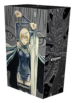 claymore manga box set