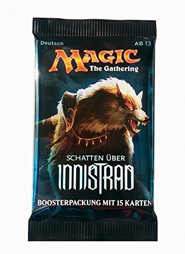 Wizards Of The Coast Magic Schatten über Innistrad 1 Booster