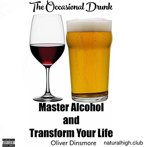 The Occasional Drunk audiobook cover art