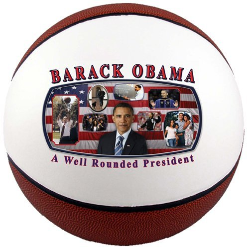 Best Price Barack Obama Mini 6 Photo Basketball