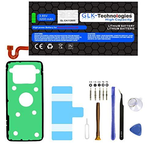 High Power Ersatzakku für Samsung Galaxy S9 SM-G960F/DS   Original GLK-Technologies Battery   accu   3200 mAh Akku   inkl. Profi Werkzeug Set Kit NUE