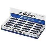 トンボ鉛筆 消しゴム MONO モノPE01 40個 PE-01A-40P
