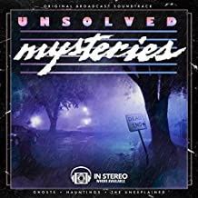 unsolved mysteries soundtrack vinyl