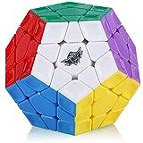 Maomaoyu Megaminx Stickerless 3x3 3x3x3 Dodécaèdre Speed Cube Magic 3D Puzzle Cube Velocidad Cubo Niños Juguetes Educativos