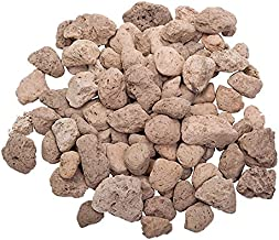 Heininger 5 lb Replacement Lava Rocks for Propane Fire Pit
