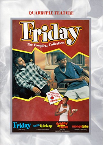 Friday The Complete Collection (Friday / Next Friday/ Friday After Next / Money Talks) (Quadruple Feature)