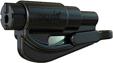 Resqme GBO-RQM-BLACK Herramienta Rompecristales, Negro, 1 Unidad