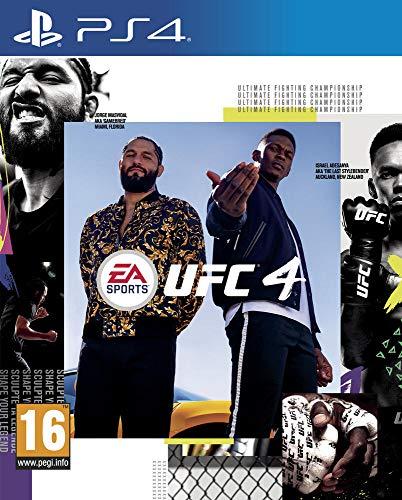 UFC 4 (PS4) - PlayStation 4