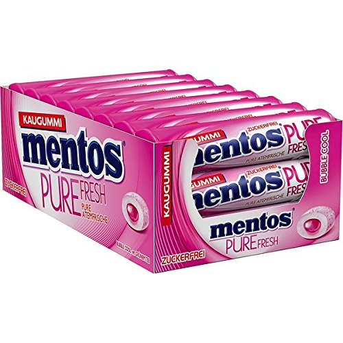 Mentos Pure Fresh Bubble Cool
