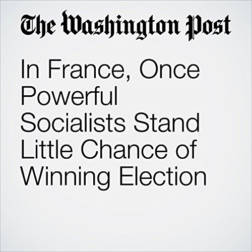 In France, Once Powerful Socialists Stand Little Chance of Winning Election copertina
