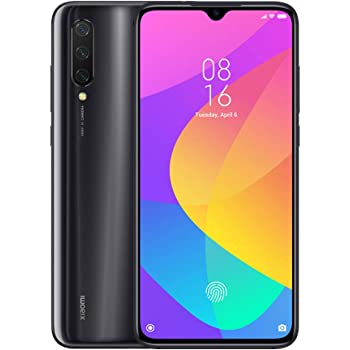 Xiaomi Mi 9 Lite 128GB Handy, grau, Kind of Grey, Android 9.0 (Pie)