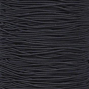 Strong Hold Camping Shock Cord 1//2 inch 100 ft Gravity Chair Kayak Deck 100/% Stretch Black Elastic Bungee Cord Replacement Diamond Grip SGT KNOTS Shock Absorbent Tie-Down Crafting