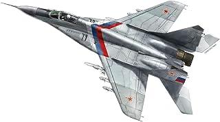 プラッツ 1/72 航空模型特選シリーズ MiG-29 (9.13) フルクラムC トップガン プラモデル AE-11