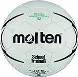 Molten HXST1 Ballon de handball Blanc / Noir 1