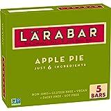 Larabar Gluten Free Bar, Apple Pie, 5 ct