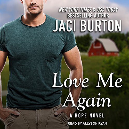 Love Me Again audiobook cover art