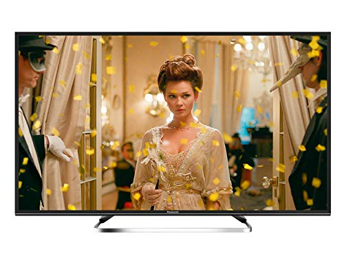 Panasonic TX-43FSW504 43 Zoll/108 cm Smart TV (TV LED Backlight, Full HD, Quattro Tuner, HDR, schwarz)