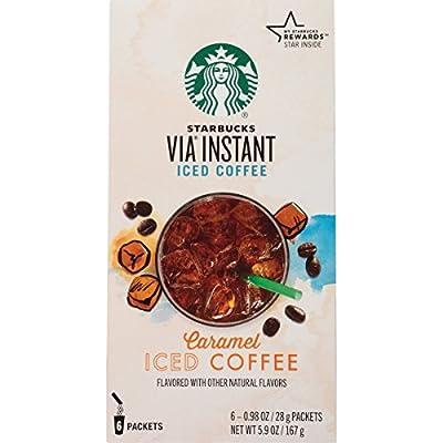 Starbucks Via Instant Coffee from Starbucks Coffee