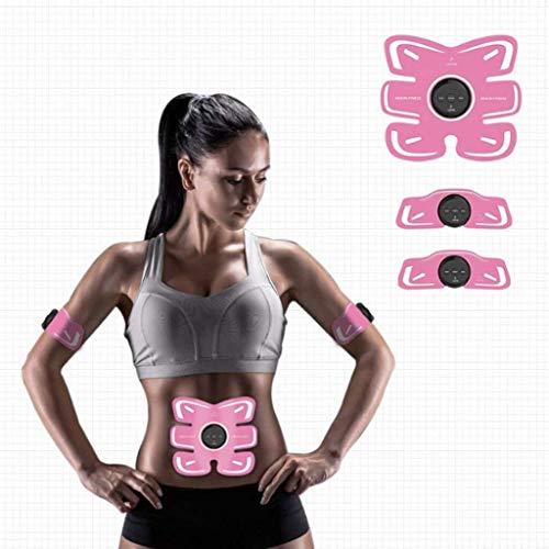 Addominale Regolazione elettrica Cintura, Maschio Addome/Gamba/Braccio Forza Livello for Uomini e Donne Cintura da Massaggio