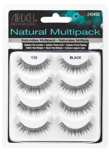 Ardell Natural Multipack Lashes - #110 Black by Ardell