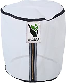 G-LEAF 5 Gallon 220 Micron Zipper Bubble Herbal Extractor Durable Extraction Bag for Extracting Washing Machine