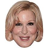 Photo de Bette Midler (Lipstick) Masques de celebrites