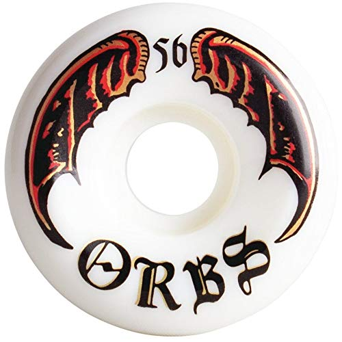 Welcome Orbs Specters Skateboard-Räder, 56 mm