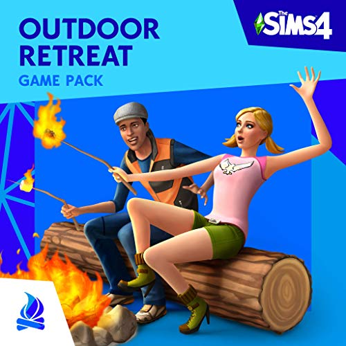The Sims 4 - Outdoor Retreat - [PS4 Digital Code]