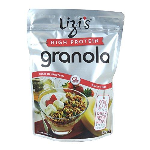 Lizi'S | Lizi's High Protein Granola | 8 x 350g