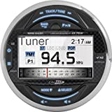 [page_title]-Caliber MRM641BT Wasserdicht Marine Bluetooth Radio FM AM, USB, Boot Stereo Audio MP3 Player Schwarz