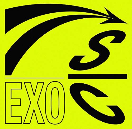EXO-SC 1. mini album What a Life [SC2019_P ver.] – [Zamówienie wstępne, śledzenie] zestaw płyt CD, fotokaretka, fotokaretka, składany plakat z korzyścią przed złożeniem zamówienia, zestaw naklejek dekoracyjnych, zestaw fotokartek