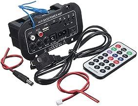 Wenhu 30W Amplifier Board Audio Bluetooth Amplificador USB dac FM Radio TF Player Subwoofer DIY Amplifiers for MotorcycleCarHome