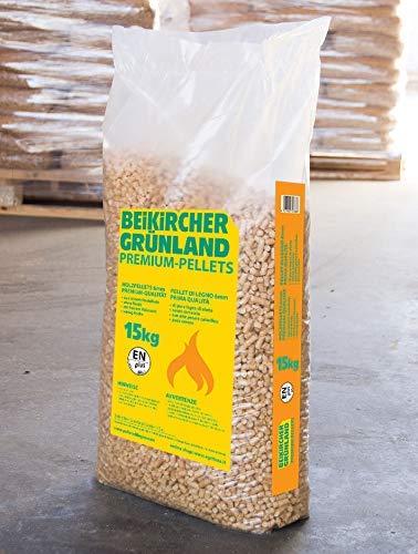 Pellet Di Legno - Beikircher Premium Pellets en plus A1
