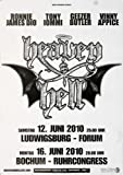 Dio, Iommy, Butler & Appice - Live In Concert, Ludwigsburg