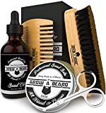 Beard Brush, Beard Comb, Beard Scissors, Beard Oil...