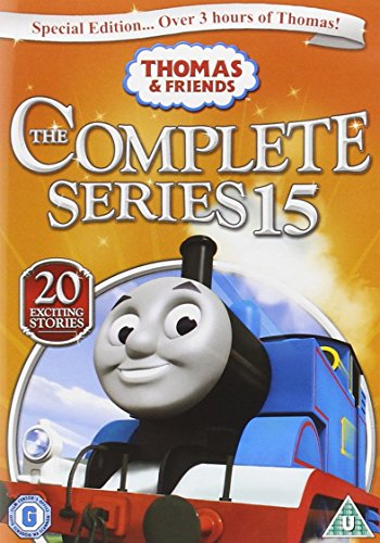 Thomas & Friends: The Complete Series 15 [Reino Unido] [DVD]
