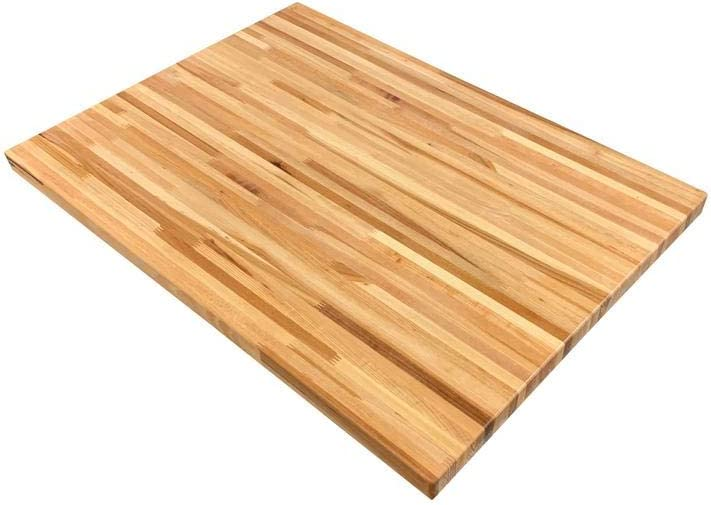 Forever Joint Hickory Butcher half Block Kitchen Top x 1.5