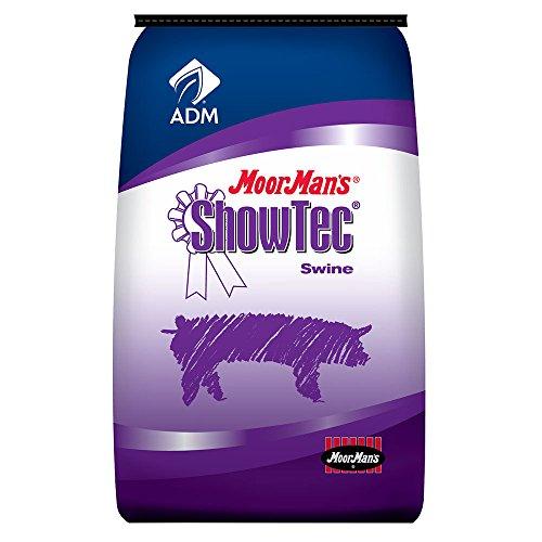 ADM ANIMAL NUTRITION MoorMan s ShowTec 14 5/6 BMD Medicated