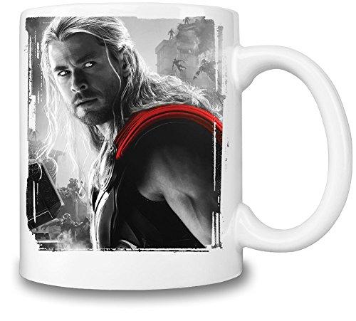 Chris Hemsworth Thor Mug Cup