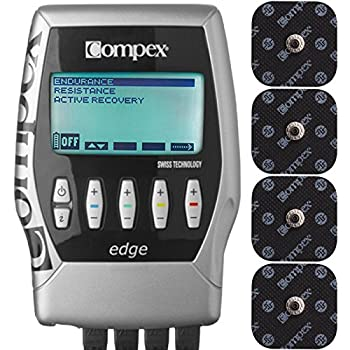 Compex Edge Muscle Stimulator Kit: photo