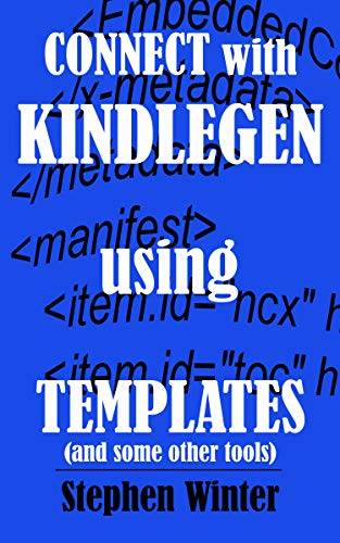 Book: CONNECT with KINDLEGEN by Stephen G Winter